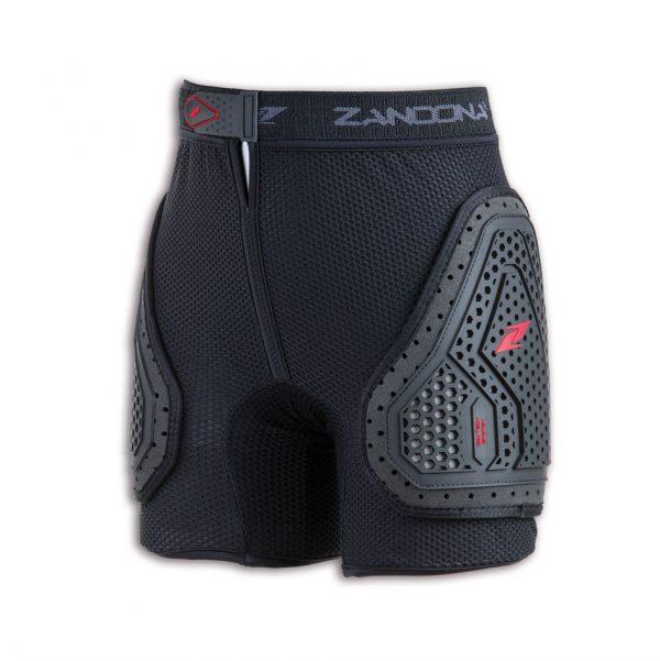 6030K_Esatech-Shorts-Kid_BLACK de Zandona