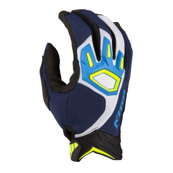 Dakar-glove-3167-003_Kinetik-Blue_01 de Klim