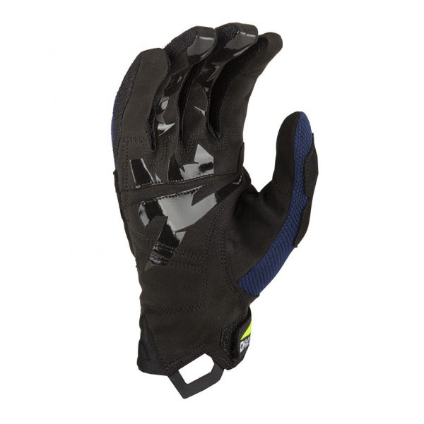 Dakar-glove-3167-003_Kinetik-Blue_02 de Klim