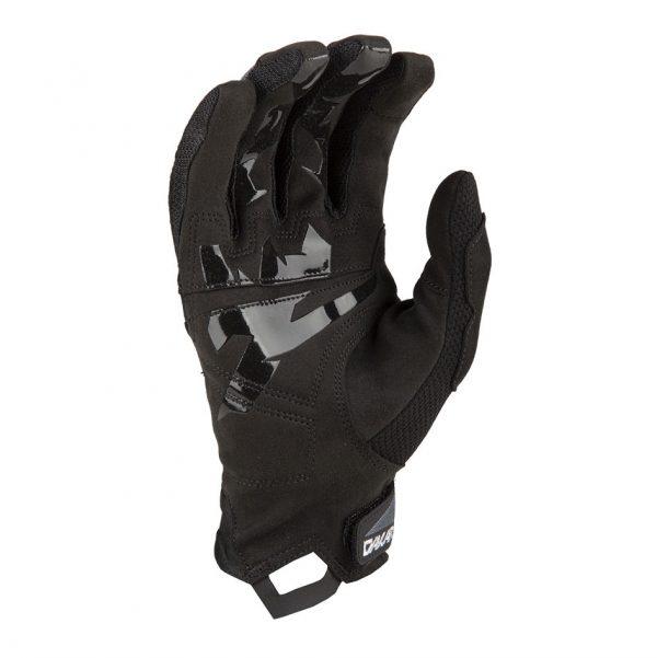 Dakar-glove-3167-003_Stealth-Black_02 de Klim
