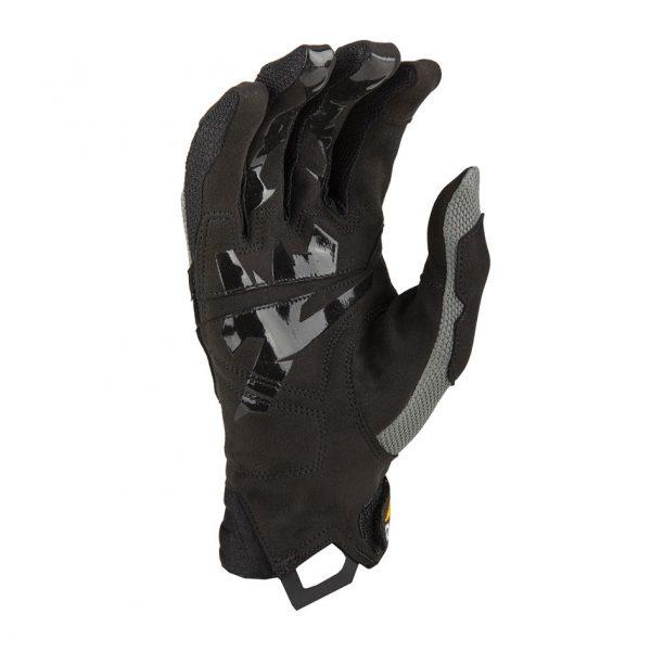 Dakar-glove-3167-003_Striking-Gray_02 de Klim