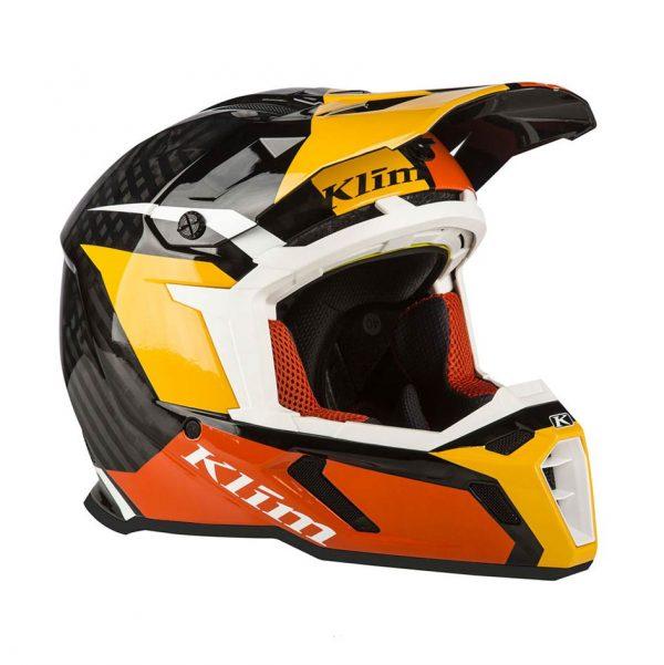F5-Koroyd-helmet-ECE-DOT-40 de Klim