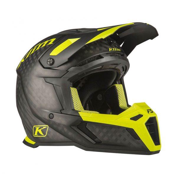 F5-Koroyd-helmet-ECE-DOT-54 de Klim
