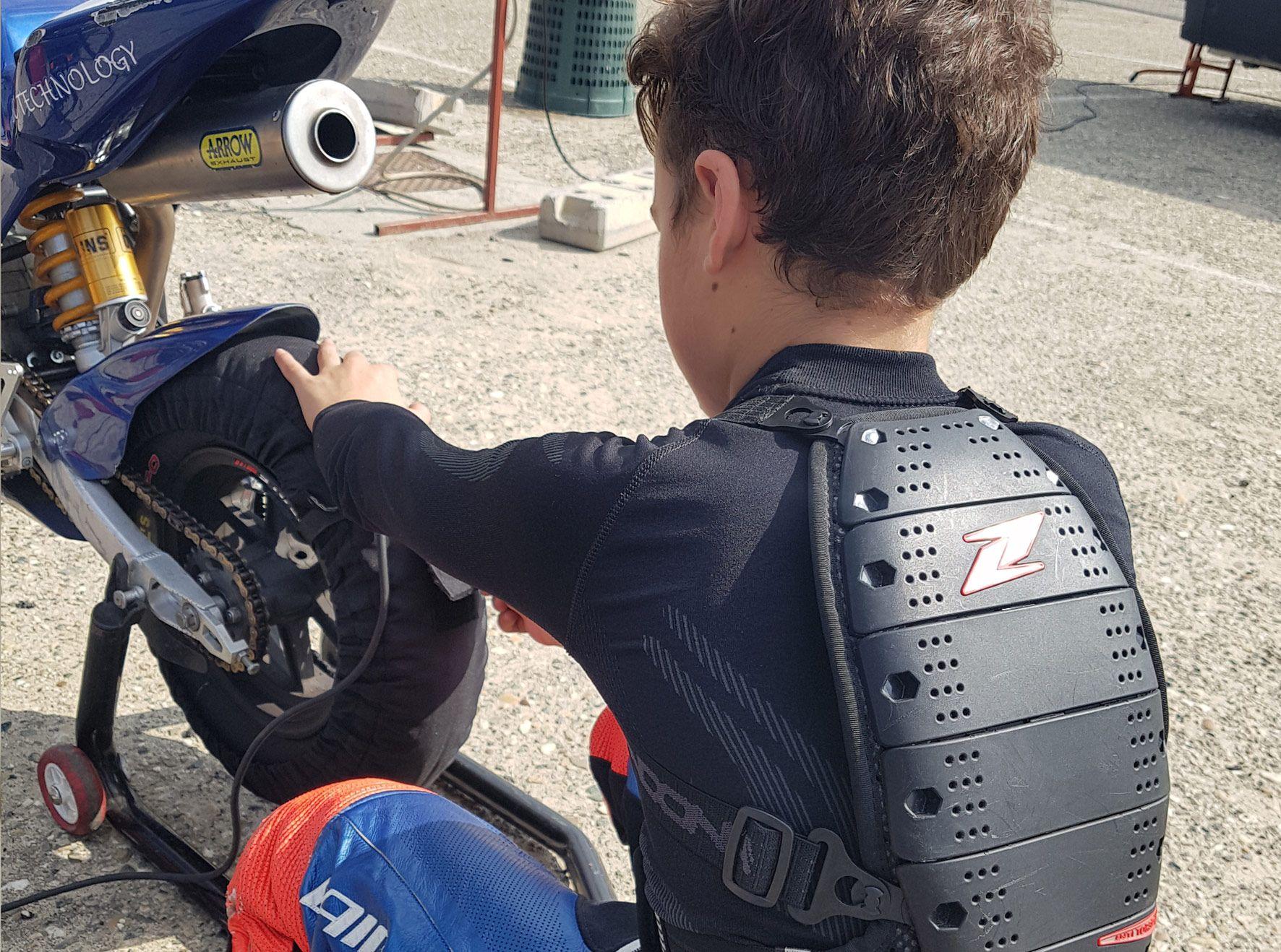 Zandona-enfants équipement