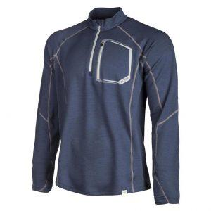 Teton-Merino-Wool-14-Zip-Shirt-3919-000_Blue_01-Klim
