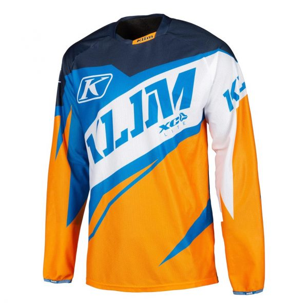 XC-Lite-Jersey-5003-002_Orange-Blue_01-Klim